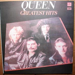 Пластинка виниловая Queen – Greatest Hits в городе Санкт-Петербург