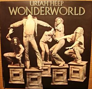 Пластинка виниловая  Uriah Heep – Wonderworld(S... в городе Санкт-Петербург