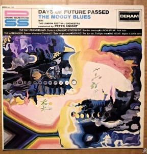 Пластинка виниловая  The Moody Blues – Days Of Future