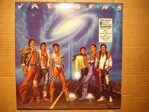 Пластинка виниловая  Jacksons – Victory