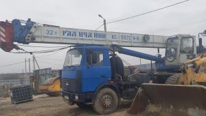 Продам автокран 32 тн-31 м в городеУфа