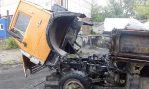 КамАЗ 55102, 89г. в., самос... в городеНовокузнецк