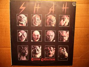 Пластинка виниловая Shah – Terror Collection