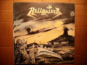 Пластинка виниловая Hellraiser – We'll Bury You!