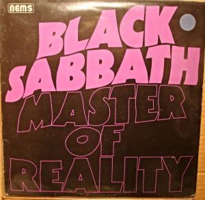 Пластинка виниловая  Black Sabbath – Master Of Realit
