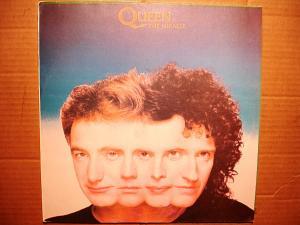 Пластинка виниловая  Queen – The Miracle