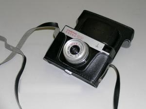 Плёночный фотоаппарат «Смен...
