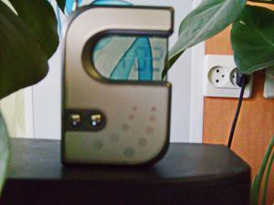 Оригинальные часы с FM приемником.