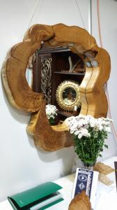 Зеркало в стиле лофт в городеКраснодар
