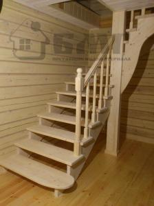 Элементы лестниц, осина, по... в городеВологда
