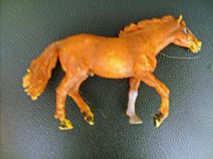 Ретро игрушка -  Лошадка , ... в городеСамара