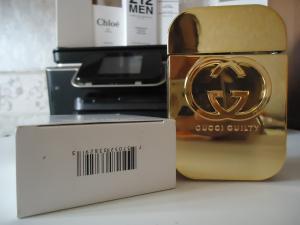Женский парфюм Tester Gucci Guilty
