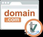 Доменное имя в зоне.com