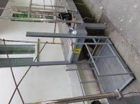 Верткльный электрический подъёмник для инвалидов ПТУ-