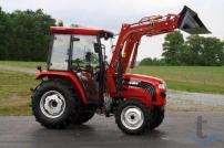 Минитрактор Foton TB-404 4WD