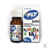 Препараты для обработки от комаров и мух