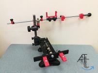 Станок с реечным подъемным механизмом АСТ-5У