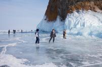 Тур на Байкал - Листвянка, Ольхон — зима