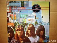 Пластинка виниловая Sweet – Desolation Boulevard
