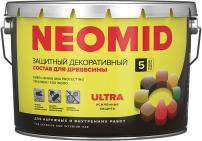 Неомид Ультра для защиты и тонирования древесины