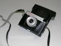 Плёночный фотоаппарат «Смена-8М» СССР.