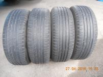 Резина на дисках летняя на авто КIA SERATO.