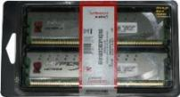 Модуль памяти Kingston HyperX < KHX1600C9D3P1K2 / 4G > DDR3 DIMM 4Gb KIT 2*2Gb < PC3-128