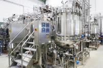 Ферментёры, реакторы, ёмкости. Завод Гранд