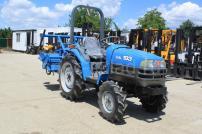 Японский мини трактор Iseki TF193F