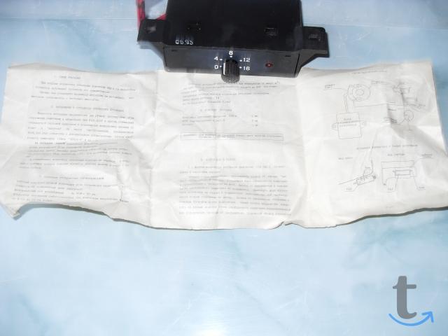 Корректор детонации двигателя КДД-2