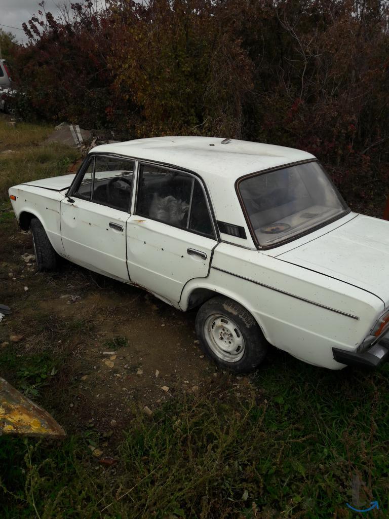 ВАЗ-2106 1989 года по запчастям.