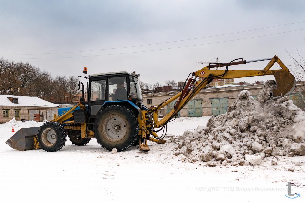 Курсы тракториста-машиниста, экс...