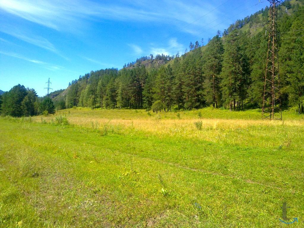 Земельный участок в Горном Алтае...