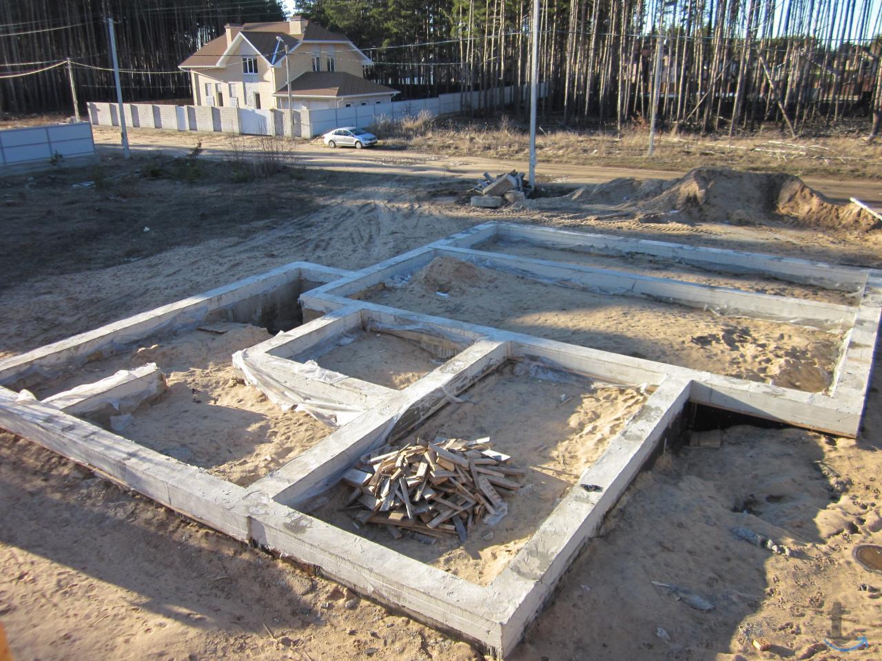 Строительство домов, коттеджей, ...