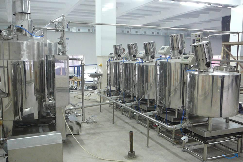 Любое пищевое оборудование, ёмкости, реакторы. Завод Гранд