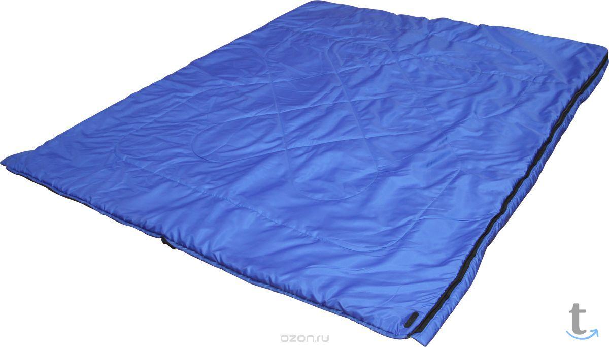 спальный мешок на молнии (спальник)