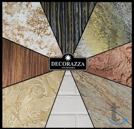 Декоративные штукатурки  BAYRAMIX.  DECORAZZA