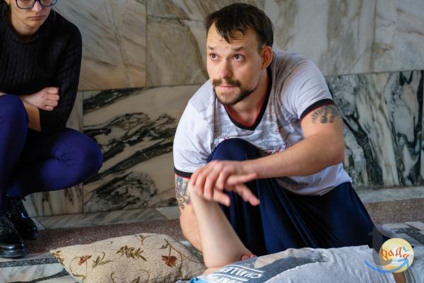 Безоплатный ознакомительный массаж.