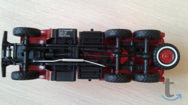 ЗИЛ-157 ац-4,3 пожарный