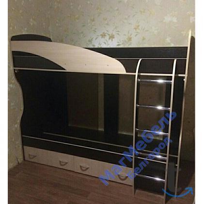 Кровать двухъярусная Мийа