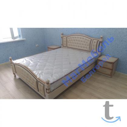 Кровать Жасмин массив в городеБелгород