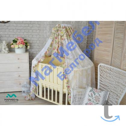 Кроватка детская Трансформер 6 в 1