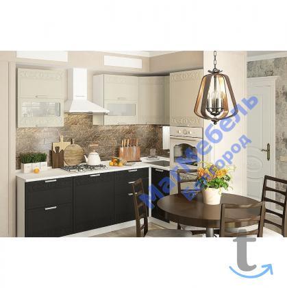 Кухня Кремона-10 мдф 2.5х1.6 м