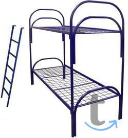 Металлические кровати высокого качества, оптом