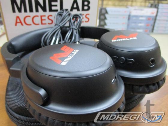 Наушники Minelab блютус для Equinox 600/800
