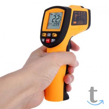 Пирометр для дистанционного измерения температур.