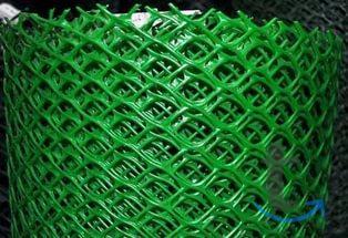 Сетка пластиковая 1,5*20 м