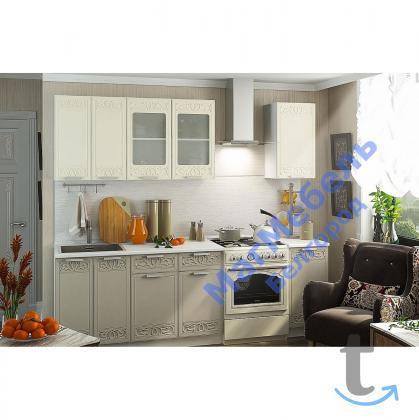 Кухня Кремона-2 мдф пвх 1.8 м
