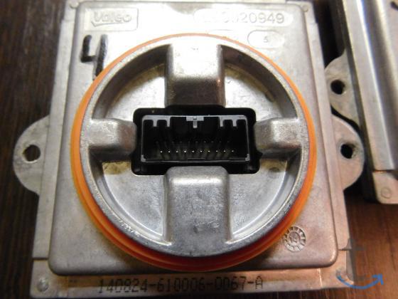 Блок розжига диодных ПТФ Cadillac Escalade 4 2015
