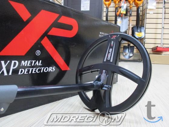 Металлодетектор XP DEUS(Кат.22см X35,Без/ наушн.блок)